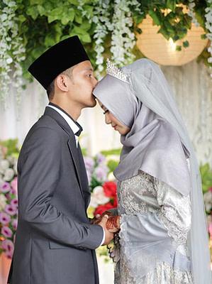 Islamic wedding in Seychelles
