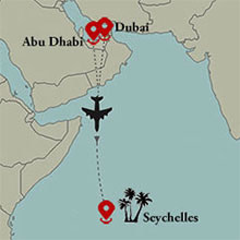 Info UAE to Seychelles
